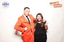 Micah Jesse & Kristen Maldonado at Micah Jesse's 5th Anniversary Party