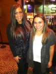 "Kristen Maldonado & Samantha ""Sammi Sweetheart"" Giancola at Planet Hollywood"