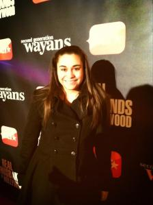 Kristen Maldonado on the red carpet for BET's 'Real Husbands of Hollywood' & 'Second Generation Wayans' screening