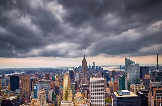 Hurricane Sandy Frankenstorm NYC