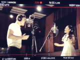 "Watch Nathan Sykes And Ariana Grande's ""Almost Is Never Enough"" Video Teaser"