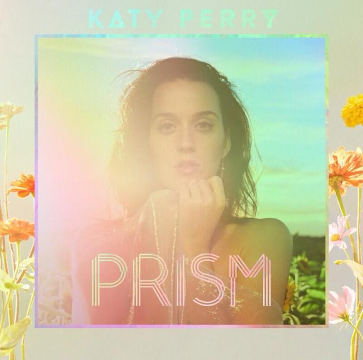 Katy Perry 'Prism' Album Cover Art