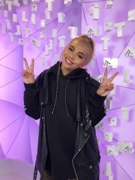 Hayley Kiyoko on MTV's TRL