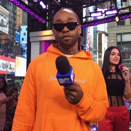 Ty Dolla $ign on MTV's Summer in the City