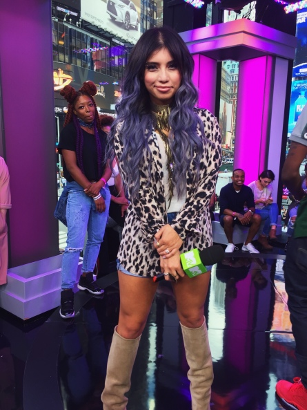 Kirstin Maldonado on MTV's Summer in the City