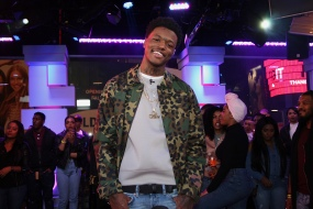 DC Young Fly on MTV's Wild 'N Out Live