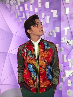 Drake Bell on MTV's TRL