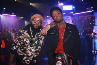 Chico Bean and DC Young Fly on MTV's Wild 'N Out Live