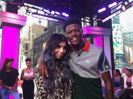 Kirstin Maldonado and DC Young Fly on MTV's Summer in the City