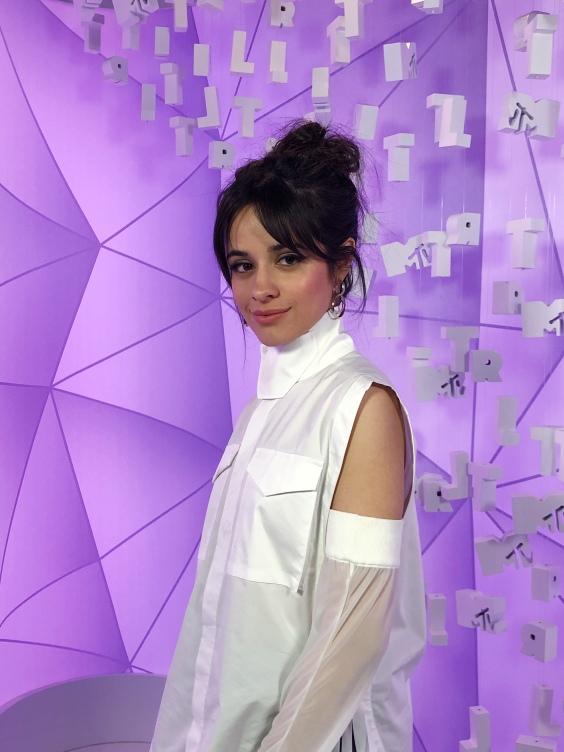 Camila Cabello on MTV's TRL