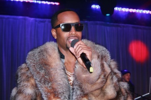 Safaree on MTV's Wild 'N Out Live