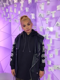 Hayley Kiyoko on MTV's TRL