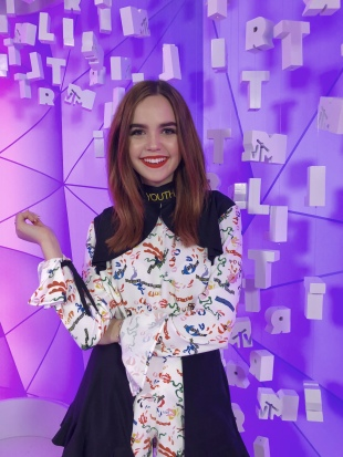 Bailee Madison on MTV's TRL