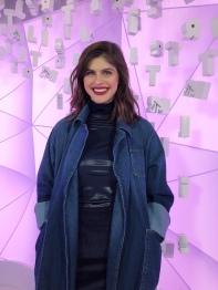 Alexandra Daddario on MTV's TRL